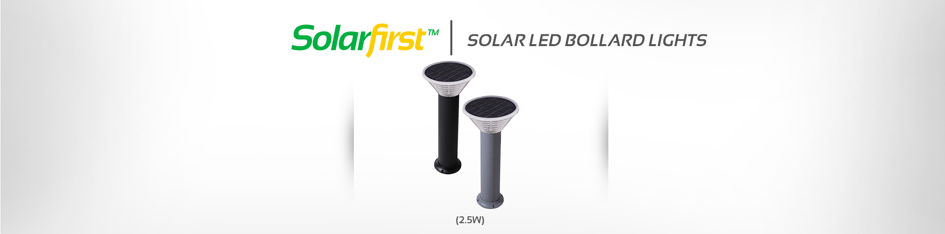 Solar-LED-Bollard-Lights